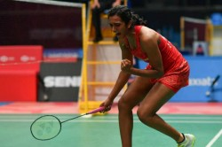 French Open Pv Sindhu Exacts Revenge Against Beiwen Zhang