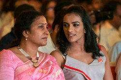 Badminton Star Pv Sindhu Lends Her Support Metoo Movement
