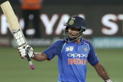 Rohit Sharma Is Right Ambati Rayudu Has Done Enough Be Indis Number 4 In World Cup