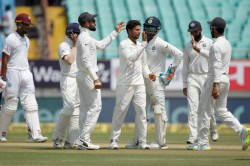 India Vs West Indies Highlights 1st Test Dominant India Beat Windies By An Inning And 272 Runs