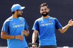 Can Rohit Sharma Replace Virat Kohli As Captain