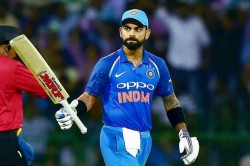 Virat Kohli Become Second Batsman As Highest Individual Scores In Tied Odis