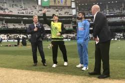 India Vs Australia 2nd T20i Live Score Virat Kohli Opts Bowl Vs Australia