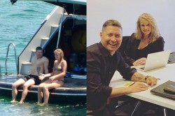 Michael Clarke Assistant Sasha S Chemistry Makes Wife Kyly Angry