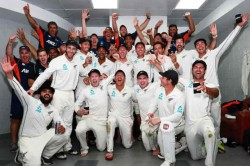 Watch New Zealand Cricketers Celebrate Dramatic Win Over Pakistan