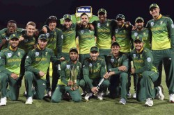 Australia V South Africa Tourists Win 40 Runs Win One Day International Series