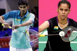 Syed Modi Saina Nehwal Kidambi Srikanth Start Favourites After Pv Sindhu