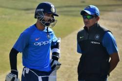 India Vs Australia India Batting Coach Sanjay Bangar Sent Sydney To Help Test