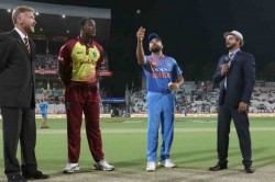 India Vs West Indies Live Score 2nd T20i West Indies Win Toss And They