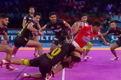 Pro Kabaddi League 2018 Telugu Titans Notch Comfortable Win Over Puneri Paltan