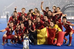 Hockey World Cup 2018 Belgium Beat Netherlands Shootout Win Maiden Title