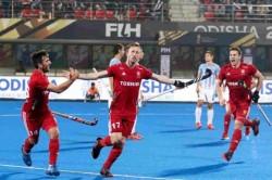Hockey World Cup 2018 England Stun Argentina Australia Outclass France