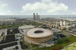 Qatar Unveils Lusail Stadium 2022 Fifa World Cup