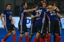 Hockey World Cup 2018 France Stun Olympic Champs Argentina Spain Out