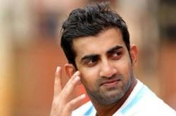 Gautam Gambhir Have 100 Win Record As Captain