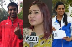 Telangana Election Jwala Gutta Says Her Name Is Missing From Voters List