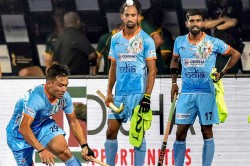 Hockey World Cup 2018 Hockey Chief Coach Harendra Singh Reveals Manpreet Singh