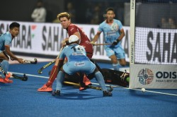 India Vs Belgium India Belgium Play Thrilling 2 2 Draw