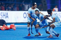 Hockey World Cup 2018 India Vs Belgium Preview India Await Stern Belgium Test