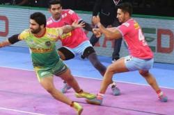 Pro Kabaddi 2018 Highlights Jaipur Panthers Beat Haryana Steelers 39
