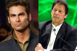 Don T Lecture Mohammad Kaif Slams Imran Khan S Minority Comment