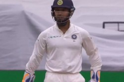 Only Thing He Can Do Is Talk Watch Rishabh Pant Give It Back Temporary Captain Paine
