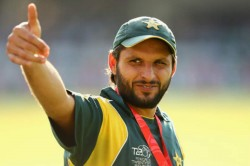 T10 Cricket Is Perfect Olympics Says Shahid Afridi
