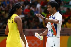Relaxed Mind Helped Pv Sindhu Win Title Pullela Gopichand
