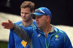 Steve Smith Turned Blind Eye Ball Tampering Plan Darren Lehmann