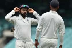 India Vs Australia Virat Kohli Co Can Lose No 1 Ranking After Test Series