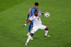 Afc Asian Cup India 0 2 Uae Highlights Mubarak Mabkhout Hand Hosts Their First Win