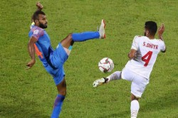 Afc Asian Cup 2019 India Lose 0 1 Bahrain Stoppage Time Crsh Out