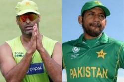 Pakistan Captain Sarfraz Ahmed Hits Back At Shoaib Akhtar Making Personal