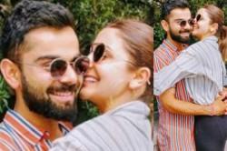 Anushka Sharma Hugs Virat Kohli New Photo Says He Makes Her A Happy Girl
