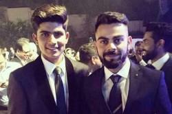 India Vs New Zealand I Was Not Even 10 Percent Gill When I Was 19 Kohli