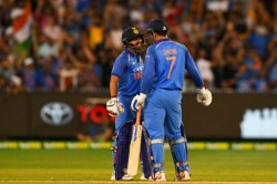 Kedar Jadhav On His Match Winning Stand With Ms Dhoni It S Like Batting