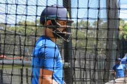India Vs Australia 2nd Odi Virat Kohli Co Sweat It In Nets