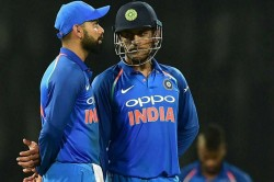 Ms Dhoni Most Intelligent Cricketer Nobody More Committed Indian Cricket Than Him Virat