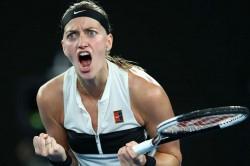 Australian Open Kvitova Overcomes Extreme Heat Spot Final