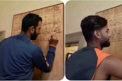 India Vs Australia Centurions Cheteshwar Pujara Rishabh Pant Sing Honours Board