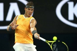 Imperious Nadal Blasts Past Tsitsipas Into Melbourne Final
