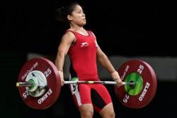 Cwg Gold Medallist Weightlifter Sanjita S Provisional Suspension Revoked