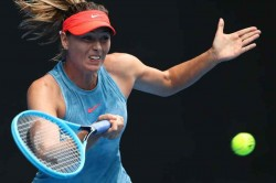 Maria Sharapova Ends Caroline Wozniacki S Australian Open Defence