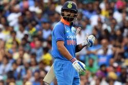 India Vs Australia Not Very Pleased With Our Batting Performance Says Virat Kohli