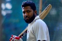 Wasim Jaffer Becomes The First Batsman Score 1000 Runs A Ranji Trophy Season Twice
