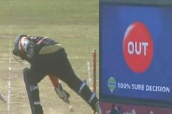 Mohammad Shahzad Emulates Ms Dhoni With No Look Run Out Bangladesh Premiere League Watch Video