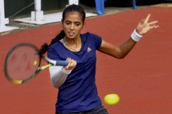 Fed Cup India Ward Off Tough Thailand