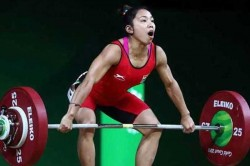 Mirabai Chanu Lifts Gold On Her Comeback Tournament