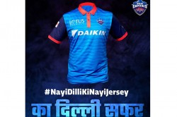Watch Delhi Capitals Unveil New Jersey Upcoming Season