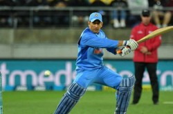 India Vs New Zealand 1st T20i Highlights India Lost When Ms Dhoni Top Scoring In T20is